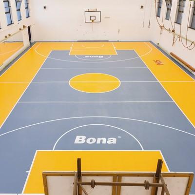 Системата на Bona за грижа към винилните подове